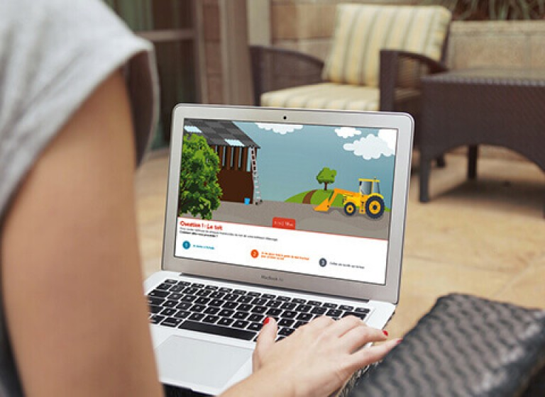 Outils pédagogiques pour le monde agricole : quizz animé, application interactive