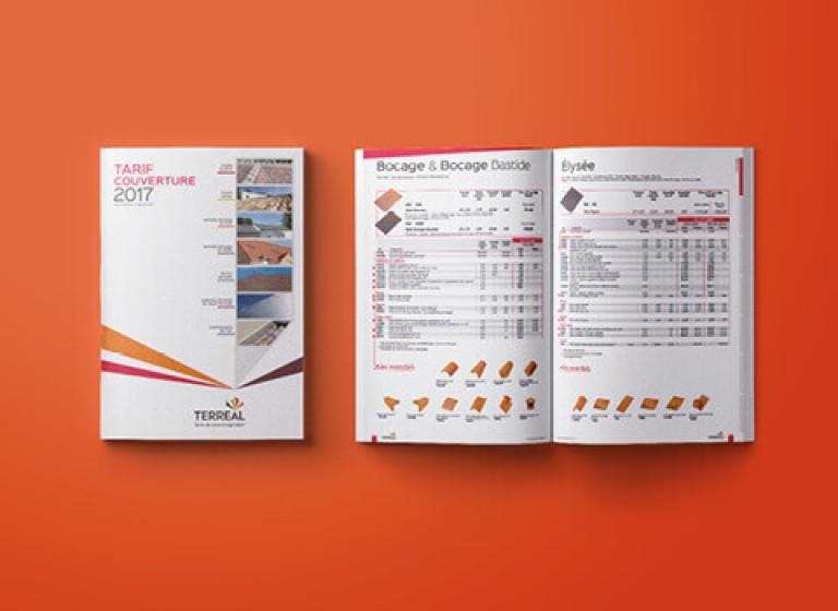 Catalogues, mailings, présentoirs, brochures…