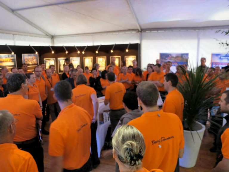 Organisation des Journées Portes Ouvertes du site de Flers : 3700 personnes accueillies
