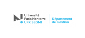 Université Paris Nantaire logo