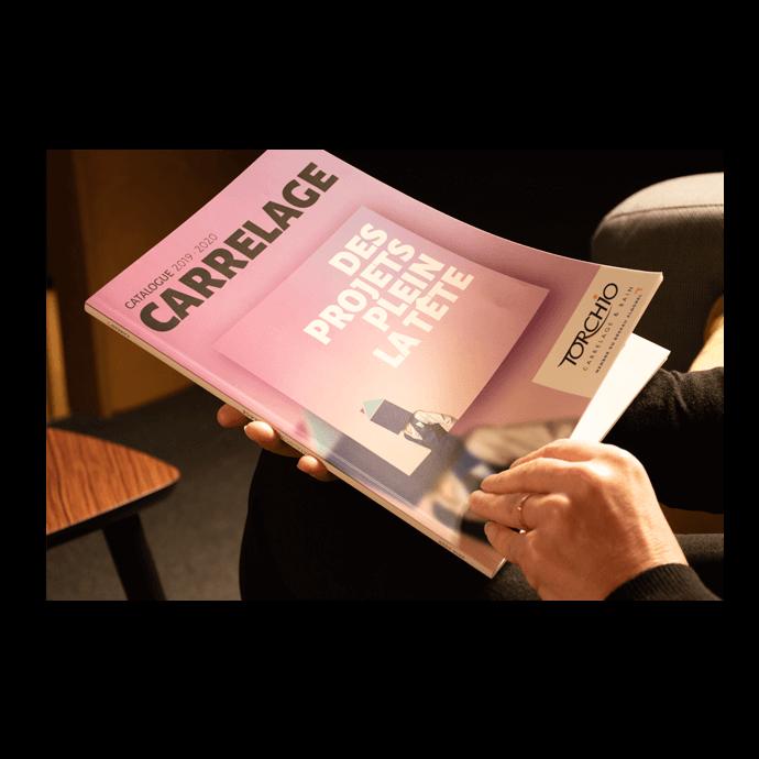 creation-publicité-magazine-catalogue-carrelage-graphisme